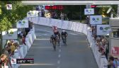 Kooij wygrał 4. etap CRO Race, kraksa tuż przed metą