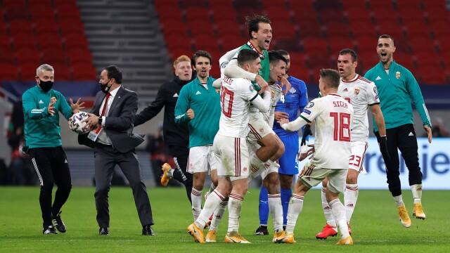 Niesamowity finisz meczów barażowych. Węgrzy i Szkoci świętują awans
