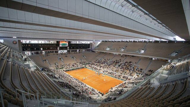 Najnowsze ograniczenia dla kibiców podczas French Open