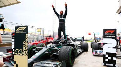 Zmiana w kalendarzu F1. Hamilton wróci na tor, gdzie zaklepał siódme mistrzostwo