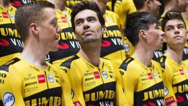 Jumbo-Visma bez gwiazdy w Tour de France