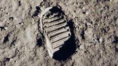 Misja Apollo 11. Odcisk buta na powierzchni Księżyca