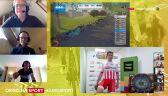 Problemy Witolda Bańki na 4. etapie ORLEN e-Tour de Pologne Amatorów