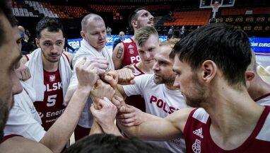 Polscy koszykarze walczą o igrzyska. Zobacz terminarz