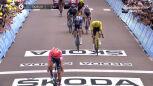 Van der Poel powiększył przewagę w klasyfikacji generalnej po 7. etapie Tour de France