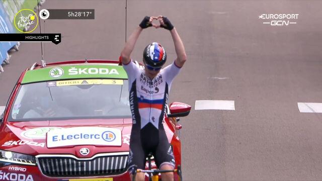 Najważniejsze wydarzenia 7. etapu Tour de France