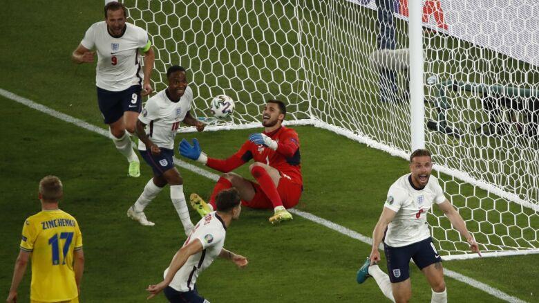 Przypieczętował awans Anglików. Czekał najdłużej w historii na debiutanckiego gola