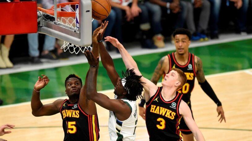 Milwaukee Bucks o krok od finału NBA