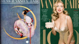 """""""Największe cycki w branży"""" świętują 100. urodziny """"Vanity Fair"""""""