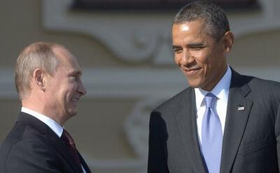Putin: to była konstruktywna rozmowa