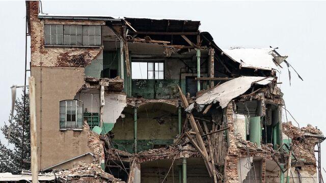 XIX-wieczna perła architektury legła w gruzach. Prokurator zmienia front i oskarża