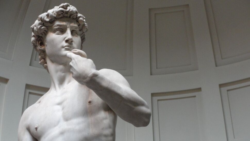 Zakaz komercyjnego wykorzystywania rzeźby Michała Anioła w całej Europie
