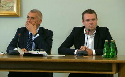 Przesłuchanie Michała Tuska przed komisją śledczą. Część 3