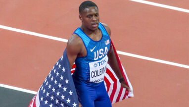 Następca Bolta szaleje. Pobił20-letni rekord