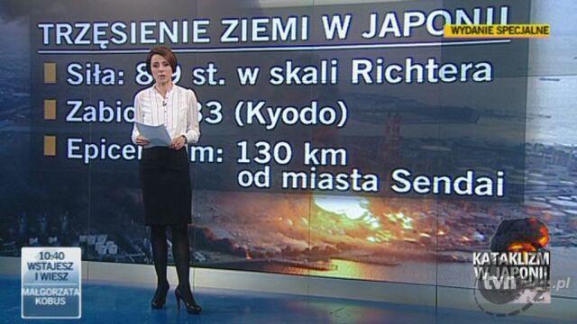 Gdzie powstają trzęsienia ziemi?