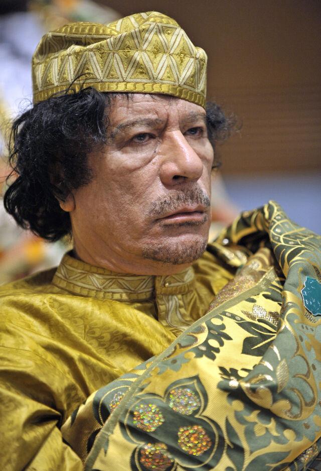 Gloryfikujesz Kaddafiego? Trafisz za kratki