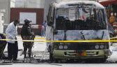 Eksplozja autobusu w Afganistanie