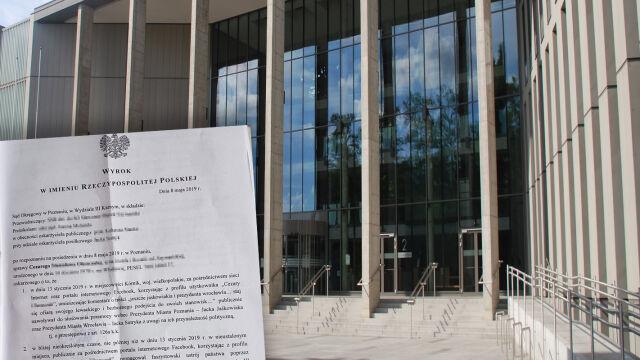 Więzienie w zawieszeniu za grożenie w internecie prezydentom miast