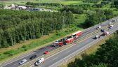 Kolejny wypadek na A6 pod Szczecinem. Zderzyły się dwa samochody