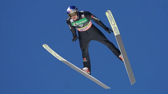 Mistrz olimpijski zerwał więzadła. Horngacher ma problem
