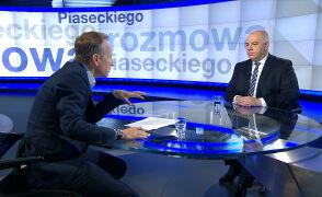 Sasin: minister Witek jest znakomicie przygotowana