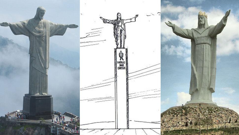 W Jaśle stanie olbrzymi pomnik Chrystusa Króla Wszechświata