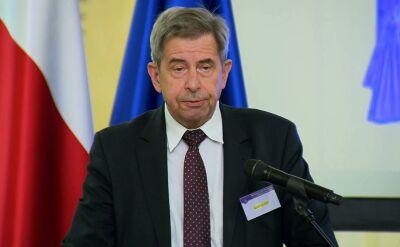 Prof. Zoll: walczymy przeciwko powrotowi do czasów PRL z faktycznym władztwem pierwszego sekretarza partii