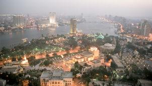 British Airways zawieszają loty do Kairu.