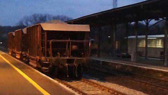 Bez lokomotywy i celu. Skład widmo jeździł  w tę i z powrotem. Komisja ustaliła, dlaczego