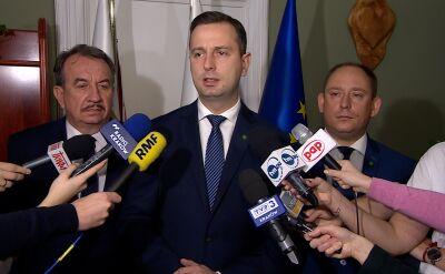 Kosiniak-Kamysz komentuje zmiany w ordynacji wyborczej