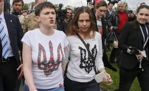 """Uwolnienie Sawczenko """"to za mało na odwilż"""""""