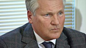 Kwaśniewski: Referendum ws. euro jest niezbędne