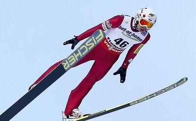 Sztab szkoleniowy widział, że Stoch skacze po medal