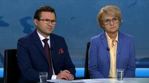 Zbigniew Girzyński i Danuta Huebner o przyszłości Unii Europejskiej