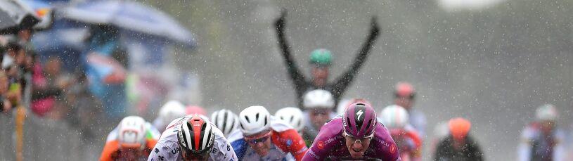 Wyjątkowo mokre Giro.