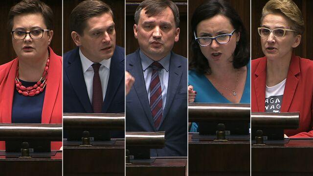 Sejm uchwalił nowelizację Kodeksu karnego. Wcześniej burzliwa debata
