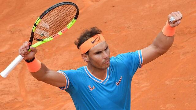 Nadal po dziewiąty triumf w Rzymie. Na drodze staje mu lider rankingu