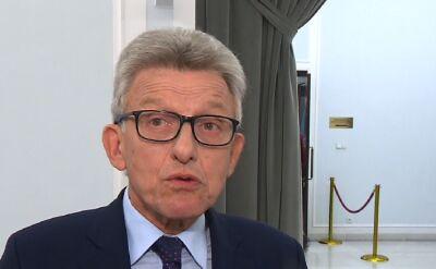 """Piotrowicz: nie mam czasu i ochoty, żeby obejrzeć film """"Tylko nie mów nikomu"""""""