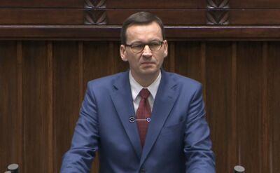 Premier: zmierzamy do zwiększenia widełek, które będą w rękach sędziego