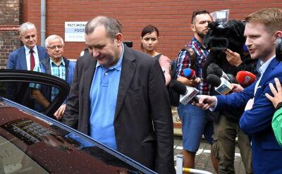 Stanisław Gawłowski opuścił areszt