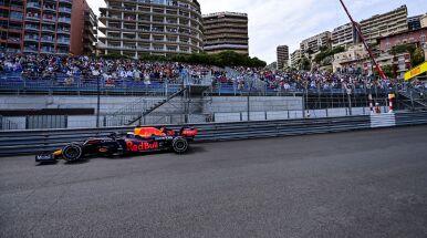 Wywalczył pole position, w wyścigu nie pojechał. Holender skorzystał na pechu rywala