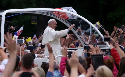 Podsumowanie sobotniej wizyty papieża w Polsce