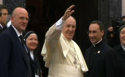 Papież pozdrowił wiernych