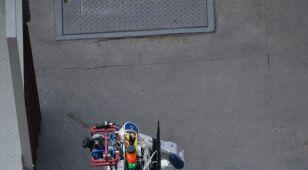 Finał Darpa Robotics Challenge