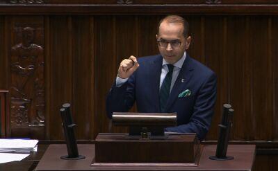 PO chce informacji premiera w sprawie PLL LOT. Marszałek: wniosek bezprzedmiotowy
