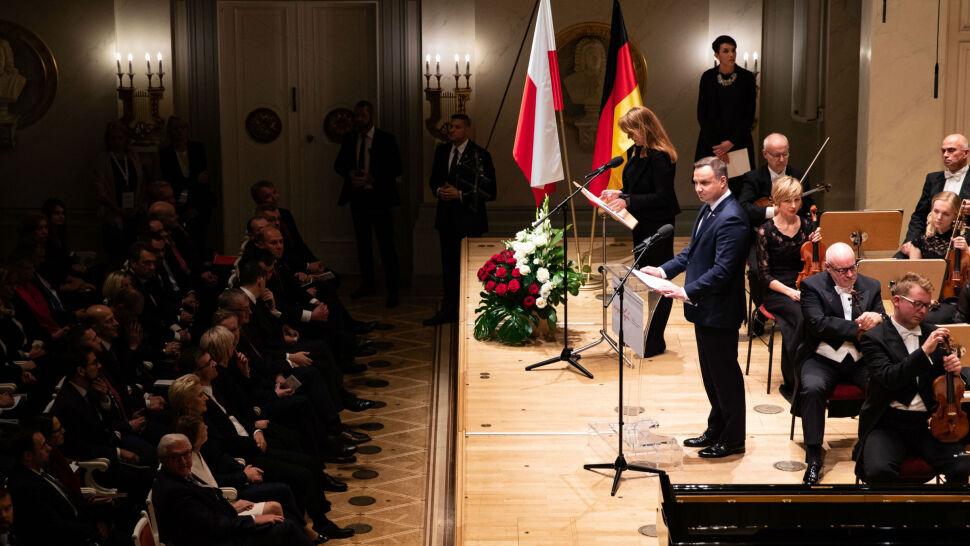Prezydent w Berlinie: suwerenna i silna Polska filarem europejskiej jedności