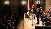"""Najpierw """"Konstytucja!"""", potem """"Andrzej Duda!"""". Prezydent czekał, aż sala ucichnie"""