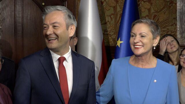 """""""Przełamaliśmy duopol wielkich partii politycznych"""""""