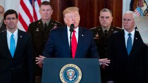 Zapowiedź rozmów z NATO i słowa skierowane do Irańczyków. Trump przemówił po atakach