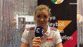 Kąkolewska: mecz z Bułgarią będzie kluczowy
